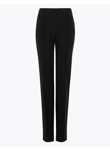 Marks & Spencer Jarse Straight Leg Pantolon Siyah